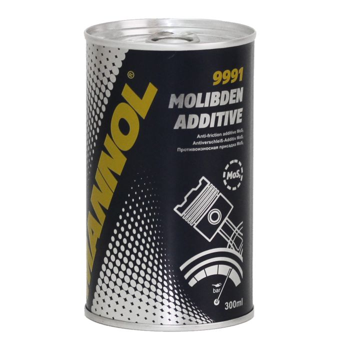Motora piedеva MANNOL 9991 300ml. Molibden additive